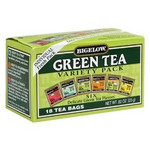 Bigelow Green Tea Assorted (6x16 EA)