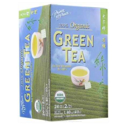 Prince Of Peace Green Tea (1x20 Bag)