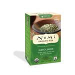 Numi Tea Mate Lemon Green Tea (1x18 Bag)