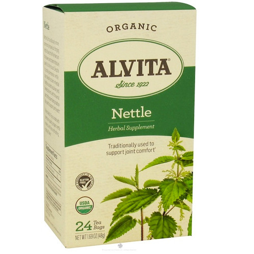 Alvita Nettle Leaf Tea (1x24BAG )