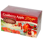 Celestial Seasonings Cranberry Apple Zinger Herb Tea (3x20 Bag)
