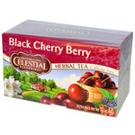 Celectial Seasonings Black Cherry Herb Tea (6x20bag)
