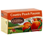 Celestial Seasonings Country Peach Passion Herb Tea (6x20bag)