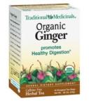 Traditional Medicinals Ginger Tea (3x16 Bag)