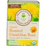 Traditional Medicinals Roasted Dandelion Root Tea (3x16 Bag)