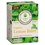 Traditional Medicinals Lemon Balm Tea (6x16 Bag)