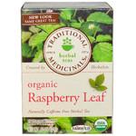 Traditional Medicinals Raspberry Leaf Tea (6x16 Bag)