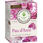 Traditional Medicinals Pau D'arco Herb Tea (6x16 Bag)