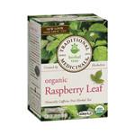Traditional Medicinals Raspberry Leaf Tea (1x16 Bag)