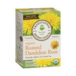 Traditional Medicinals Roasted Dandelion Root Tea (1x16 Bag)