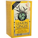 Triple Leaf Tea Lemon Ginger (6x20 Tea Bags)
