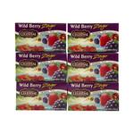 Celestial Seasonings Wild Berry Zinger Herb Tea (1x20bag)