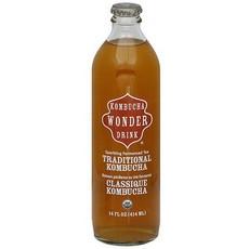Kombucha Wonder Drink Traditional Flavor (24x8.4Oz)