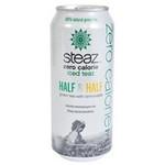 Steaz ZERO Calorie Half N Half Iced Tea (12x16 Oz)