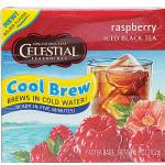 Celestial Seasonings Raspberry Cool Brew Iced T (6x40BAG )