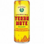 Guayaki Cranberry Pomegranate Sparkling Mate (12x12 Oz)