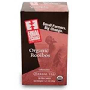 Equal Exchange Herbal, Rooibos Tea (3x20 Bag)
