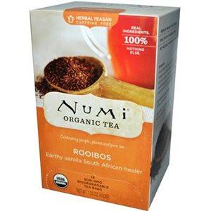 Numi Tea Rooibos Herb Herbal Tea (6x18 Bag)