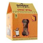 Doggy Delirious Cheesy Bones (6x16OZ )