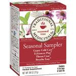 Traditional Medicinals Cold Season Sampler Herb Tea (3x16 Bag)