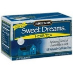 Bigelow Sweet Dreams Herb Tea (6x20 Bag)