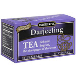 Bigelow Darjeeling Blend Tea (6x20 Bag )