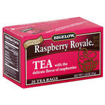 Bigelow Raspberry Royale Tea (6x20 Bag )
