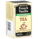 Bigelow Decaffeinated French Vanilla Tea (6x20 Bag )