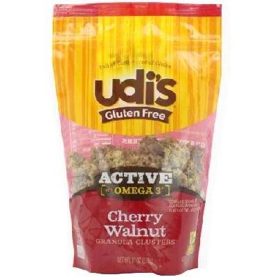 Udi's Gluten Free Active Chry Wal Granola (6x11OZ )