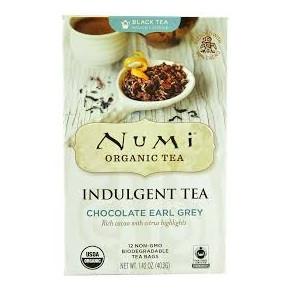 Numi Tea Chocolate Earl Grey (6x12 BAG)