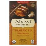 Numi Tea Three Roots,Ginger,Licrc,Rose (6x12 BAG)