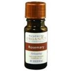 Aura Cacia Rosemary Essential Oil (1x0.25Oz)