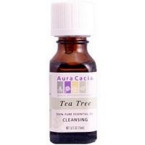Aura Cacia Tea Tree Essential Oil (1x2Oz)