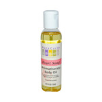 Aura Cacia Aromatherapy Body Oil Heart Song (4 fl Oz)