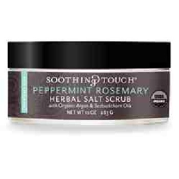 Soothing Touch Salt, Peppermint Rosemary (1x10 OZ)