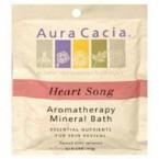 Aura Cacia Heartsong Mineral Bath (6x2.5 Oz)