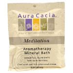 Aura Cacia Meditation Mineral Bath (6x2.5 Oz)