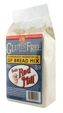 Bob's Red Mill Gluten Free Bread Mix (4x16 Oz)