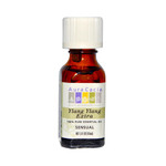 Aura Cacia Pure Essential Oil Ylang Ylang Extra (0.5 fl Oz)