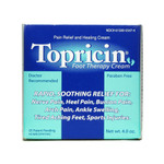 Topricin Foot Therapy 4 Oz