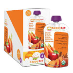 Happy Baby Sweet Potato, Carrot, Apple Baby Stage 4 Food (16x4.22 Oz)