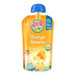 Earth's Best Baby Foods Puree Orange Ban (12x4OZ )