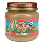 Earth's Best Baby Foods Baby First Apples (12x2.5OZ )