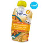 Plum Organics Rstd PmpknxCnut Rice, Thailand (6x3.5 OZ)
