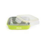 Thinkbaby Bento Box BPA Free Light Green