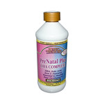 Buried Treasure PreNatal Plus DHA Complete (16 fl Oz)