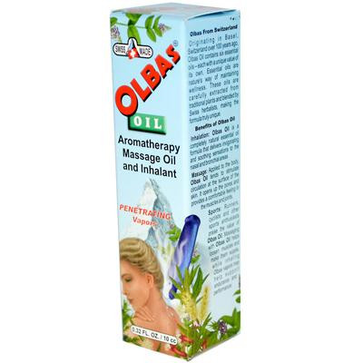 Olbas Oil (10 Cc) ( 1x.32 Oz)