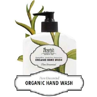 Nourish Hand Wash Unscnt (1x7OZ )