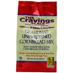 Cravings Place Grandma's Unsweetened Cornbread Mix (6x6/19 Oz)
