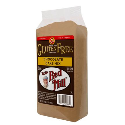 Bob's Chocolate Cake Mix Gluten Free ( 4x16 Oz)